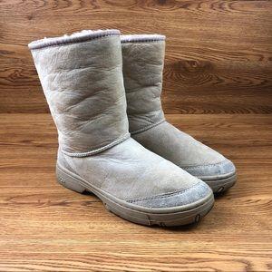 Ugg Australia Ultimate Short Sheepskin Boots